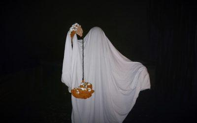 Den skumleste halloween-pynten