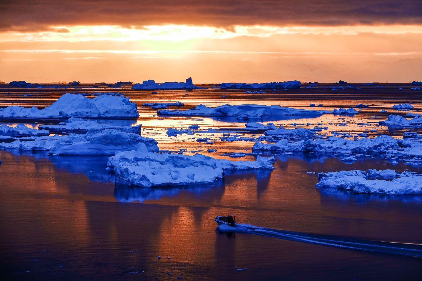 Postkort fra Grønland