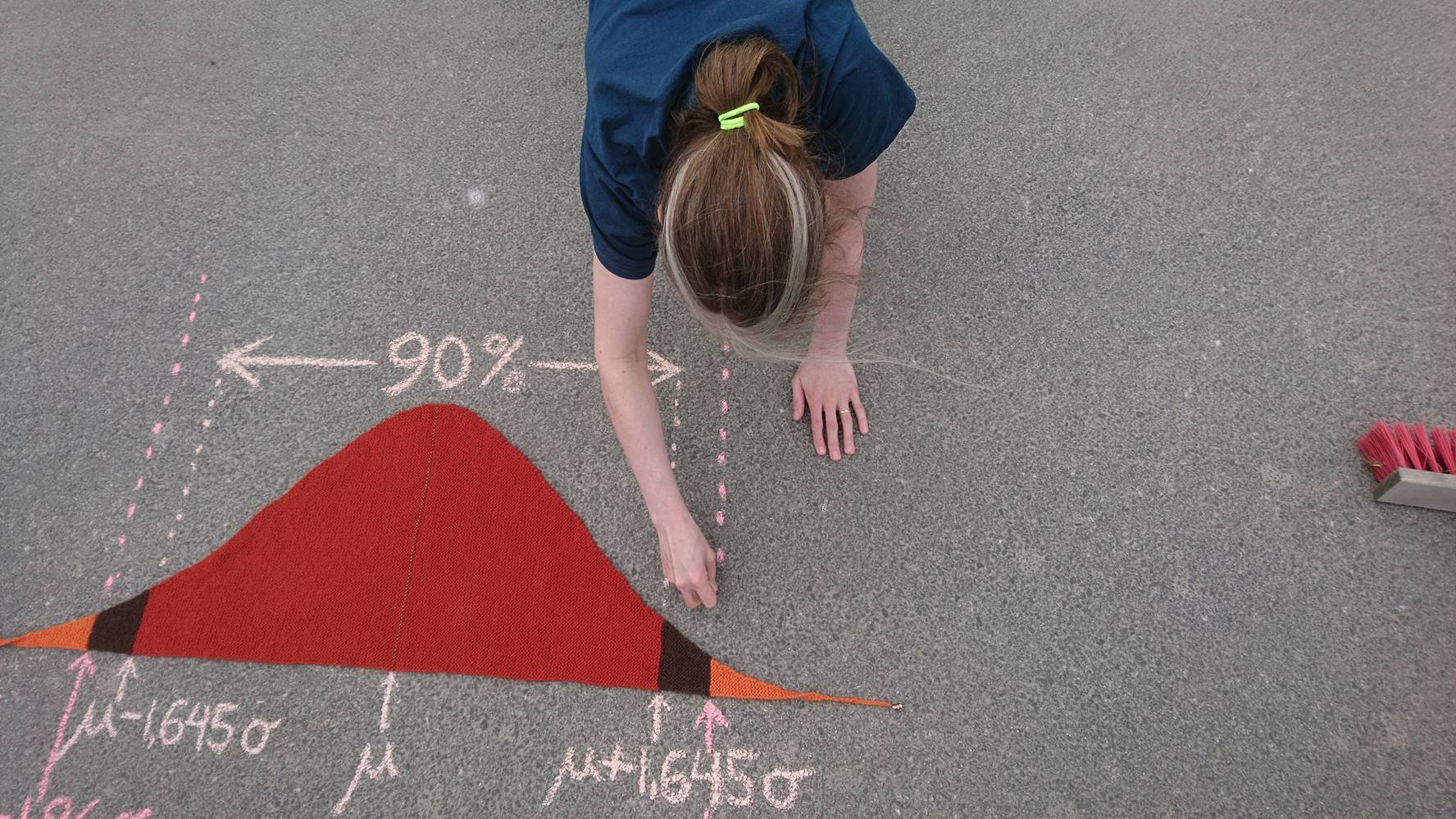 Kurs i visuell formidling av statistikk
